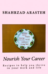 Nourish Your Career - Kindle version cover